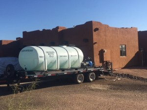 Backup Water Systems